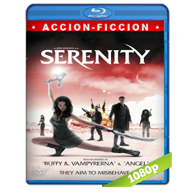 Serenity (2005) BRRip Full 1080p Audio Trial Latino-Castellano-Ingles 5.1