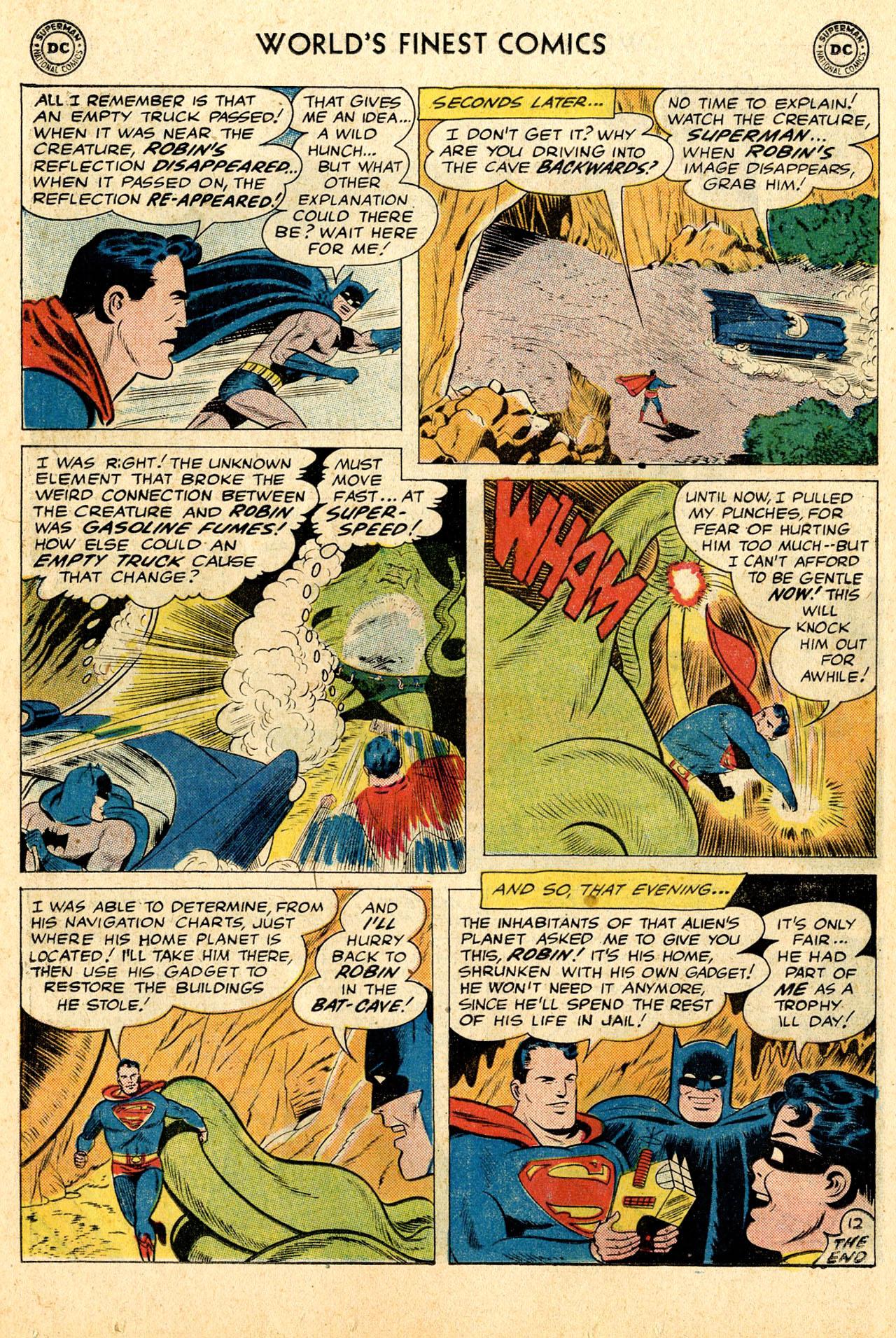 Read online World's Finest Comics comic -  Issue #110 - 14