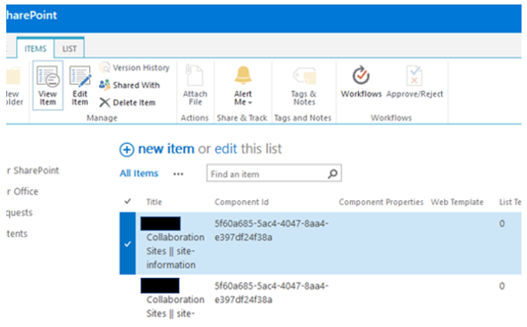 Thoughts on SharePoint Development: 2019