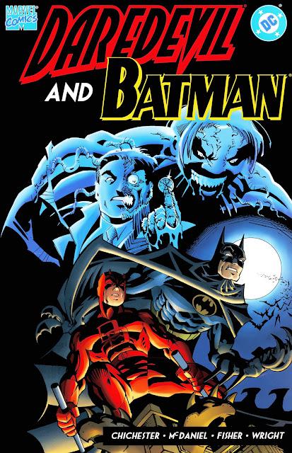 batman daredevil team up