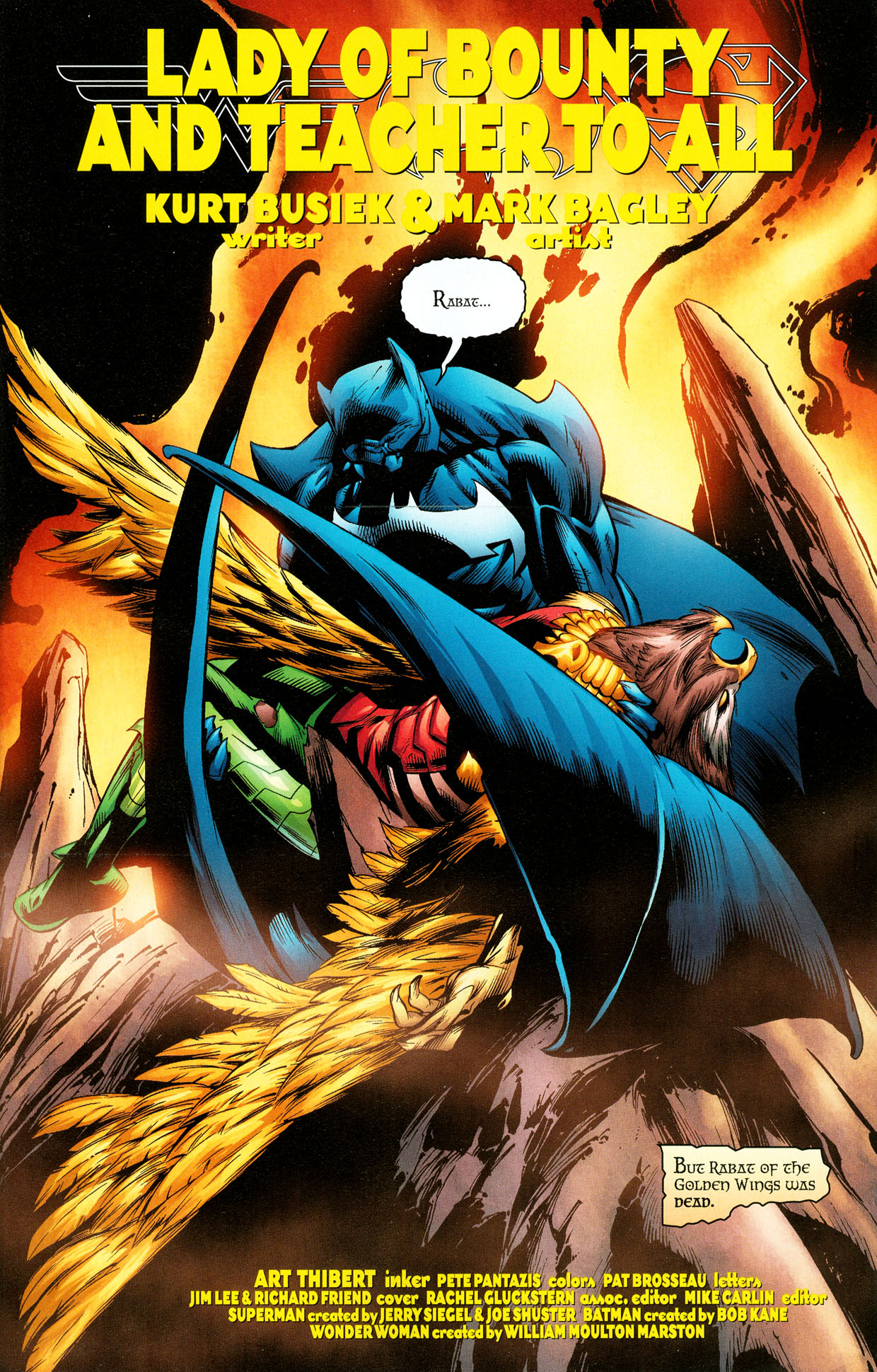 Read online Trinity (2008) comic -  Issue #32 - 3