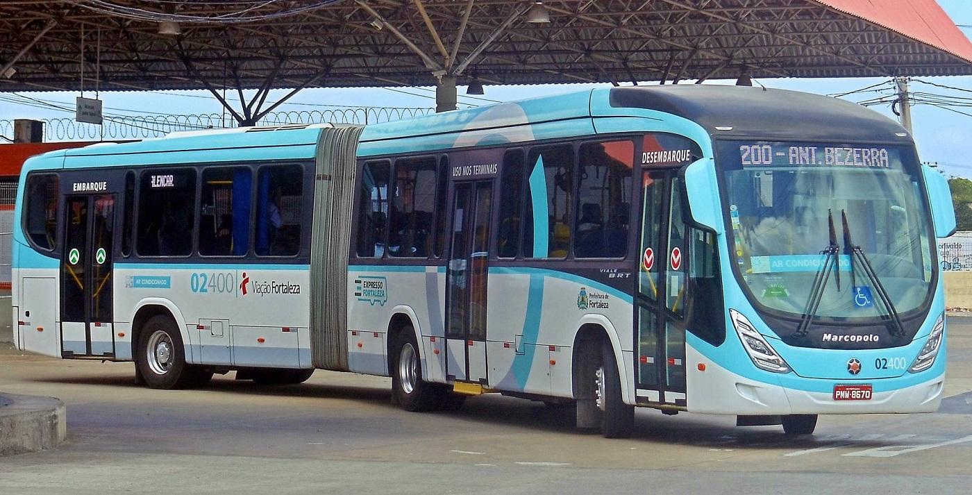 Resultado de imagem para Transporte publico fortaleza