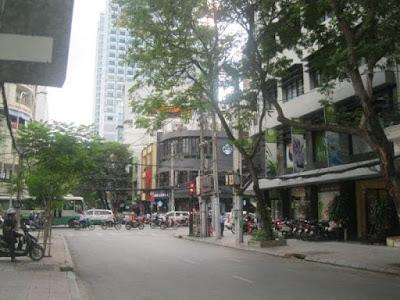 bán nhà mặt tiền Trương Định