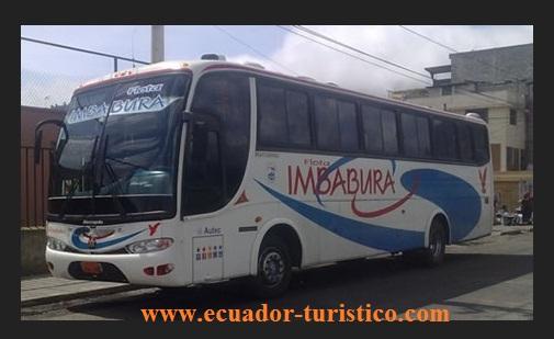 Cooperativa de Transporte Flota Imbabura en Quito
