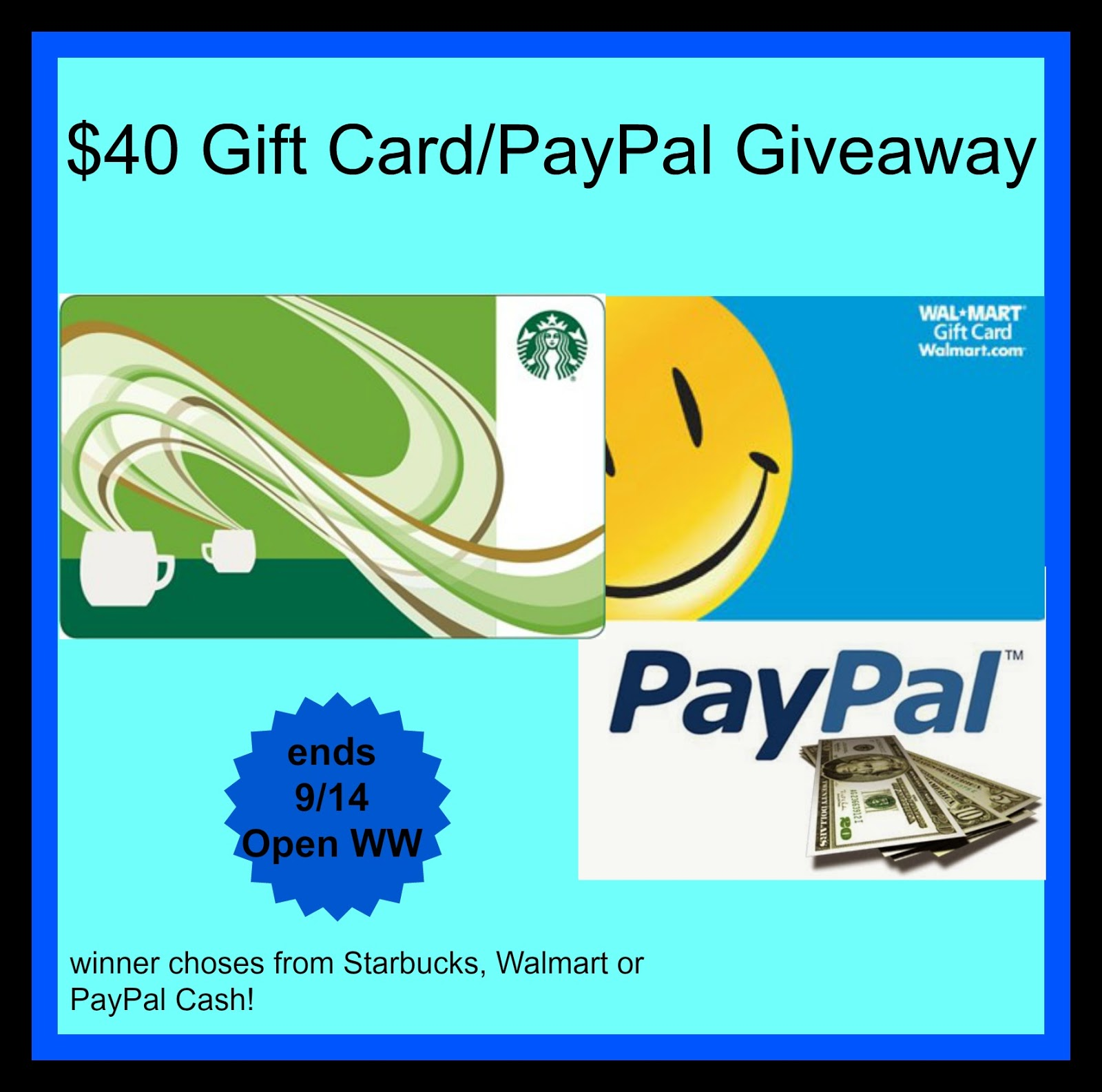 Top Notch Material: $40 Gift Card/PayPal Giveaway