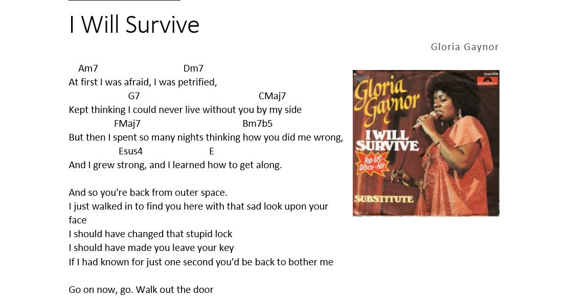 знакомство survive i will