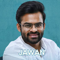 Sai Dharam Teja Jawan (2017) Telugu Movie Audio CD Front Covers, Posters, Pictures, Pics, Images, Photos, Wallpapers