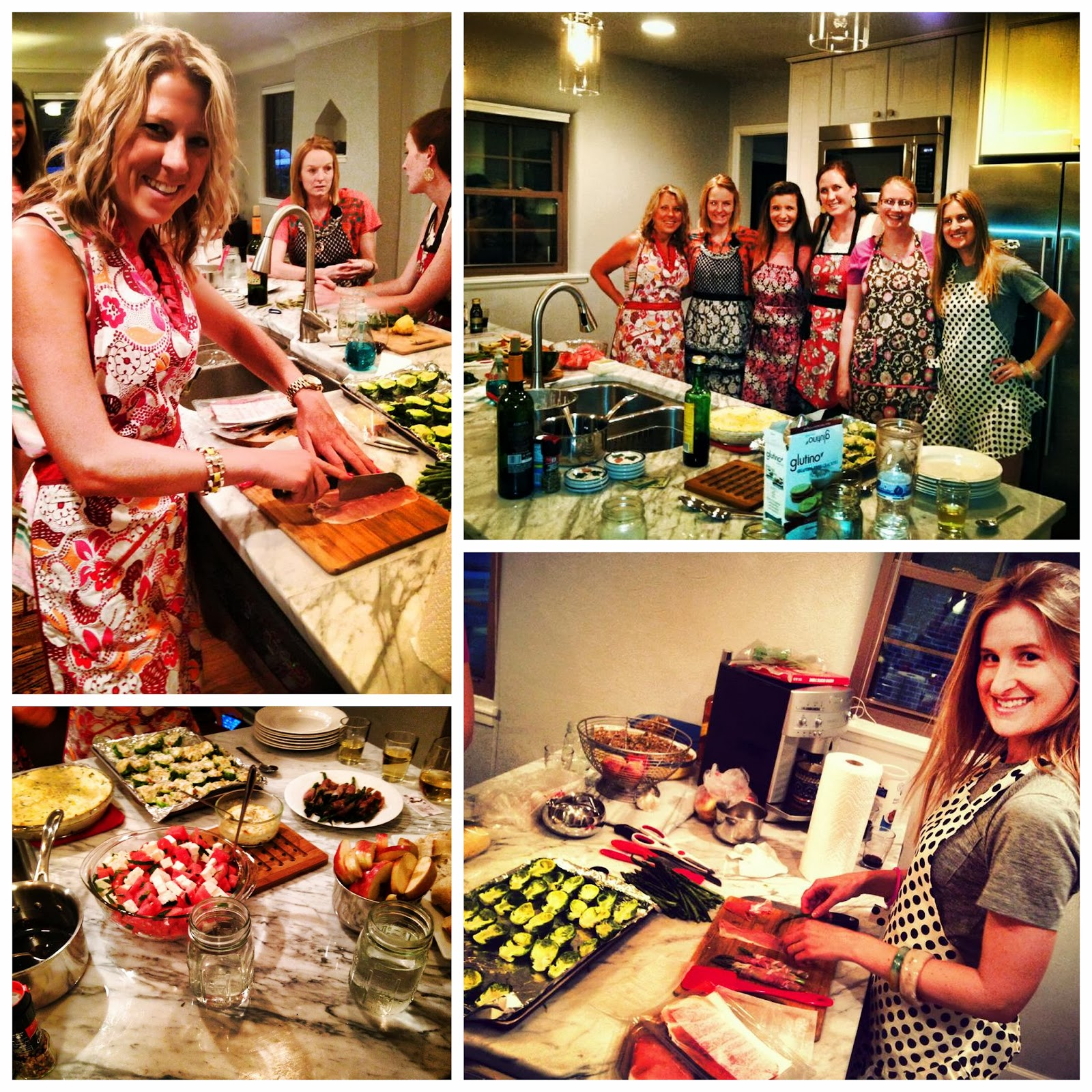 Women Cooking Class The Frustrated Cowgirl Gourmet Girl To Go