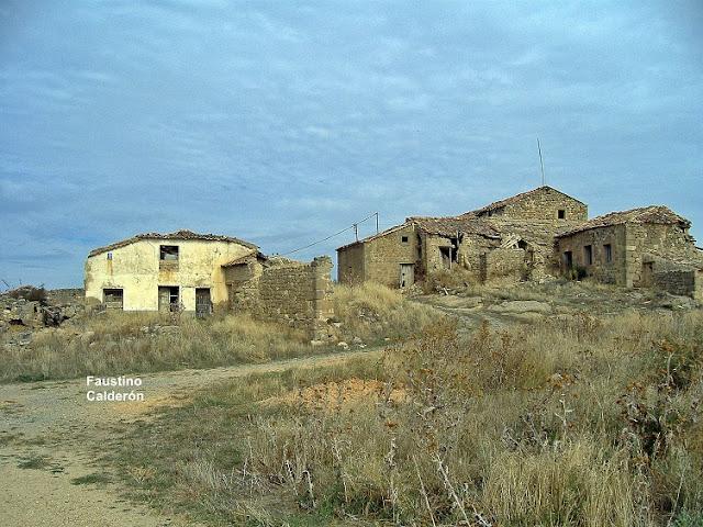 Los pueblos deshabitados Boices Soria
