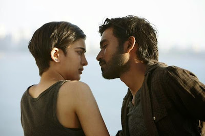 Shamitabh, Directed by R. Balki, starring Dhanush and Akshara Hassan