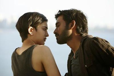 Shamitabh, Directed by R. Balki, starring Dhanush and Akshara Hassan