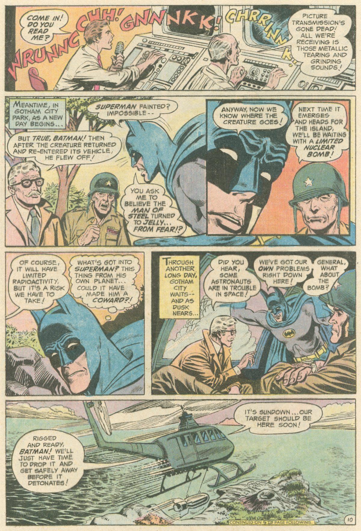 Read online World's Finest Comics comic -  Issue #237 - 16