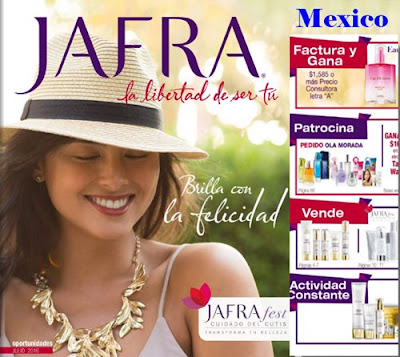 jafra oportunidades julio 2016