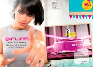 Perfume Girlink de Cyzone de 100 ml para mujer