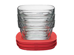 Rubbermaid Glass-Food-Storage-Containers-With-Easy-Find-Lids