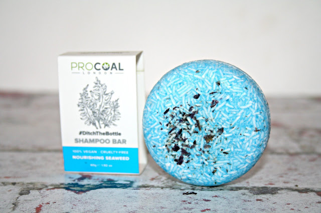 Procoal London Nourishing Seaweed Shampoo Bar