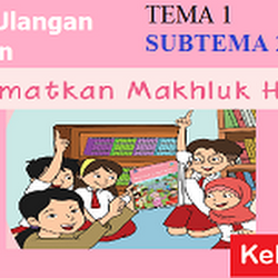 Soal Ulangan Harian Tema 1 Subtema 2 Kelas 6 Kurikulum 2013 Edisi Revisi 2018 Riyanpedia