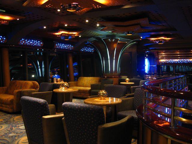 Ship Interior Grand Princess Cruise