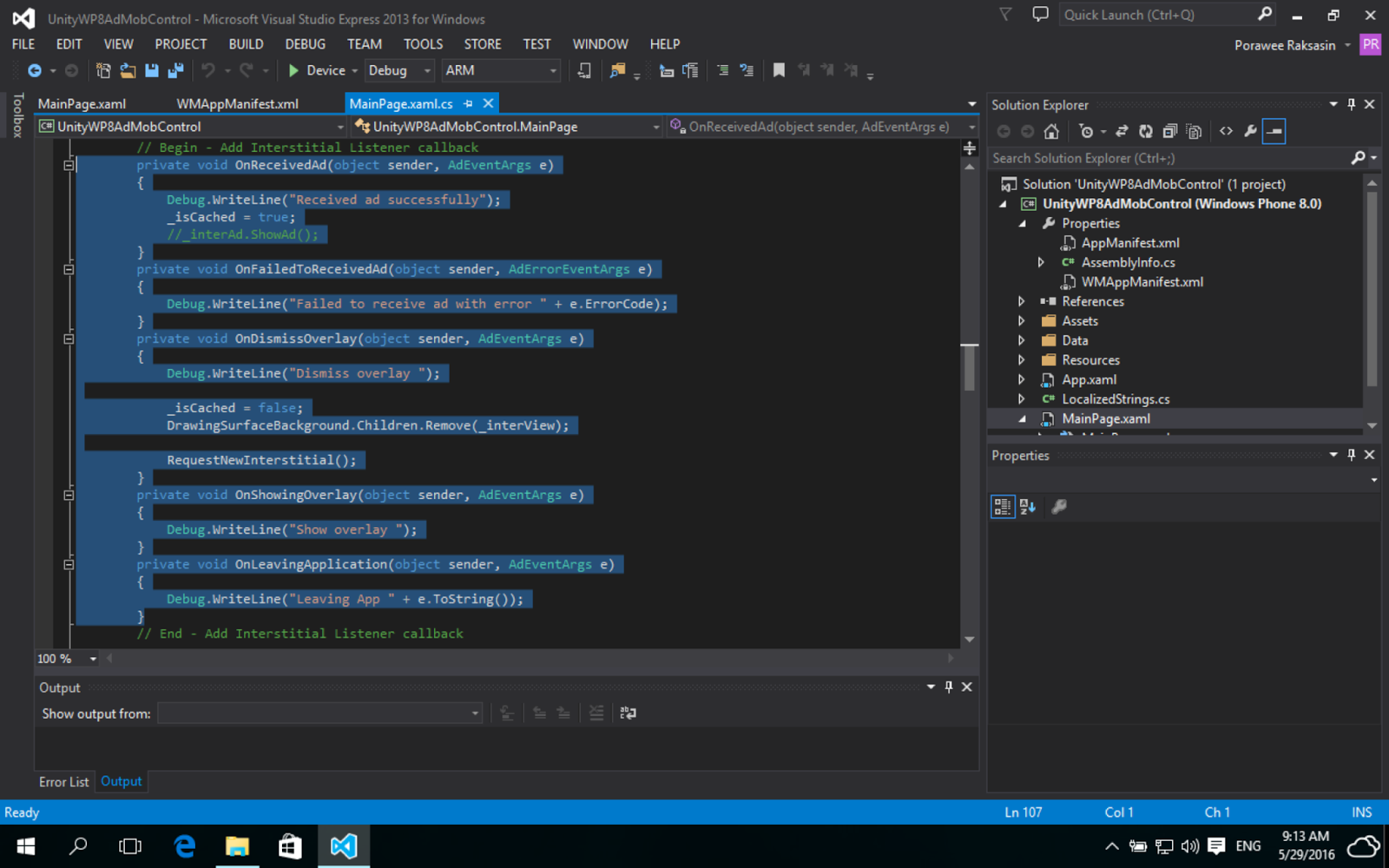 Game dev to died unity3d how to control show and hide for Window load function