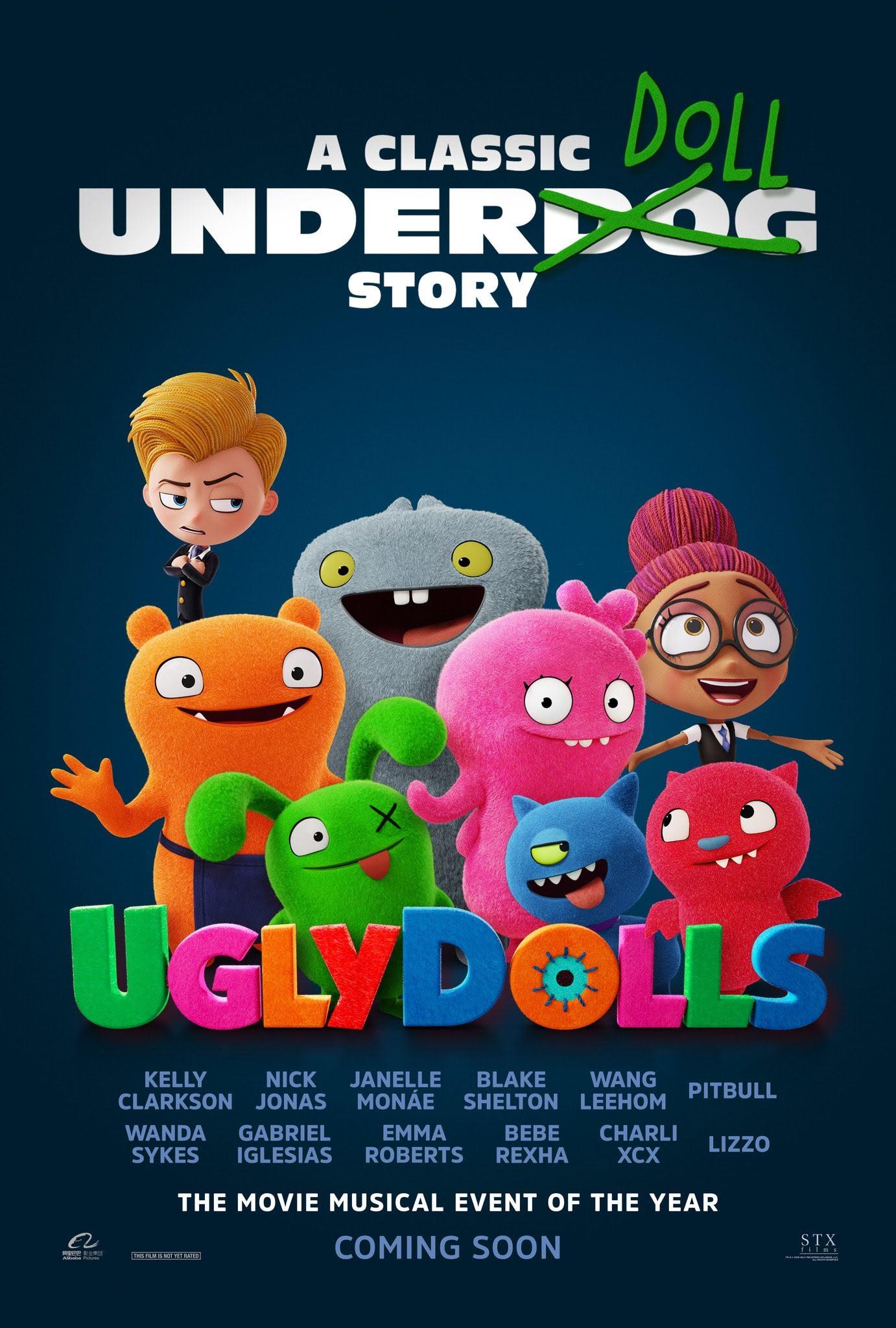 Box Office : 5月3日~5日の全米映画ボックスオフィスTOP5 - 歴史的大ヒットの「アベンジャーズ」を相手に、アフリカ系のチープなスリラー「ジ・イントルーダー」が、製作費に見合った思いがけないヒットの第2位に躍り出た一方、ロバート・ロドリゲス監督が仕掛け人の児童向けアニメ「アグリードールズ」はタイトル通りのアグリーな惨敗の第4位 ! !