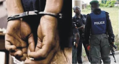 Robbery Suspects Escape From Police Cell With Handcuffs