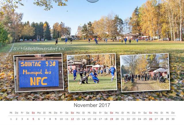 Kalenderbild November 2017