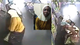 3 Alhaja caught on camera while stealing wrappers from a Lagos shop (Video) Three women, including an Alhaja were caught on camera stealing wrappers in a Lagos shop on Friday 17 march 2017.