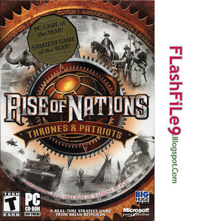 Hi, Friends this post below you can get the most famous strategy game For windows computer Rise Of Nation.