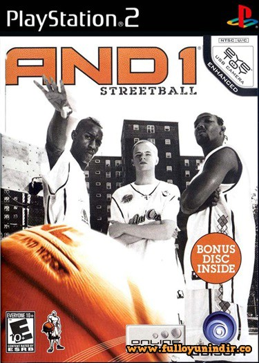 AND 1 Streetball (PAL) Playstation 2 Tek Link