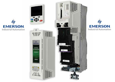 Emerson high performance motor control