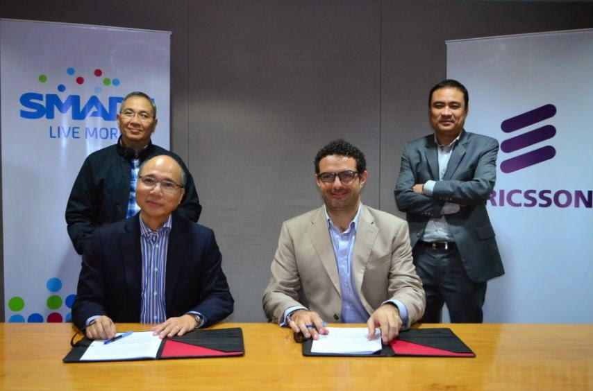 Smart, Ericsson and REFUNITE Reconnects Filipino Families