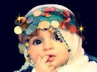 bayi islam perempuan