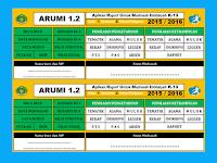 Download Aplikasi Raport untuk SD/MI Kurikulum 13 Terbaru, Gratis !!!