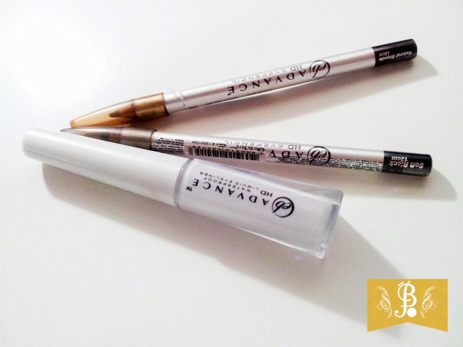 Review Ever Bilena Advance Hd Waterproof Liquid Eyeliner Queen B