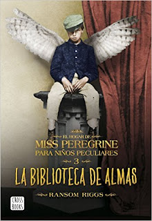 La Biblioteca De Almas: El Hogar De Miss Peregrine Para Ninos Peculiares Nº3 PDF