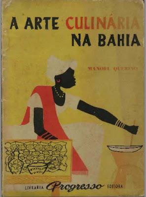 Livro A Arte Culinária na Bahia