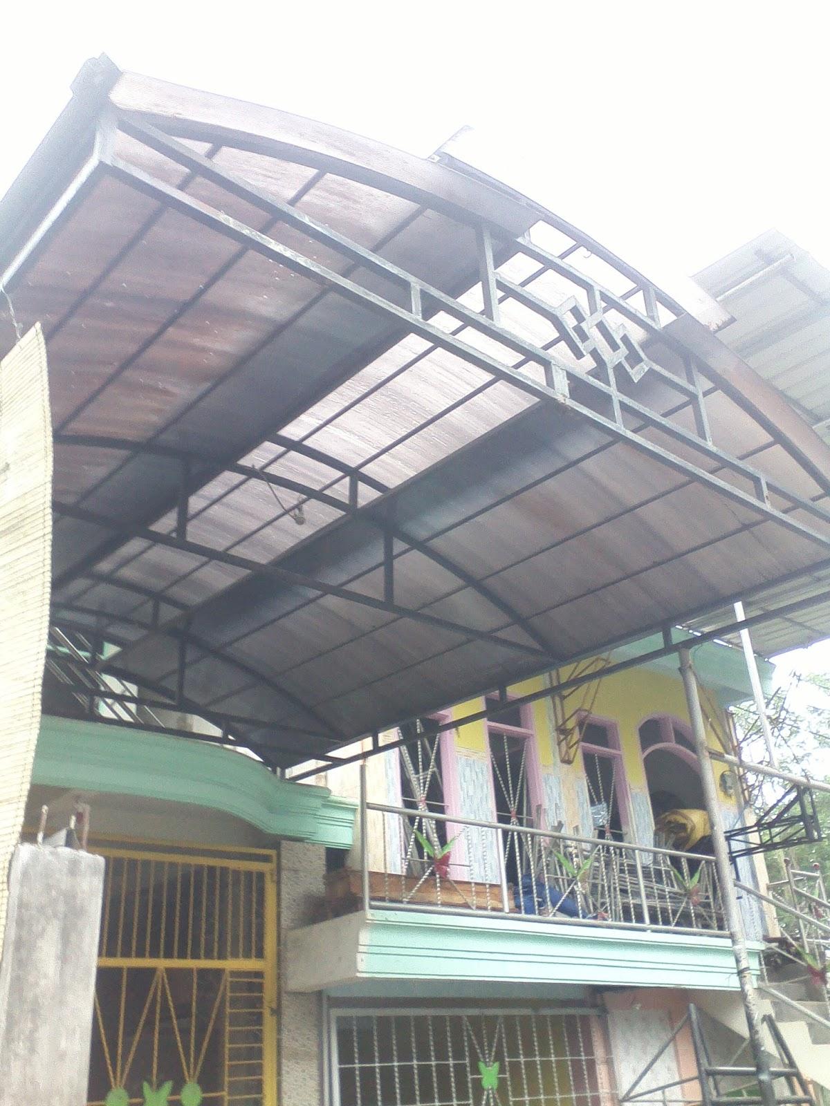Distributor Atap Baja Ringan Jogja Gambar Kanopi Melengkung   Expo Desain Rumah