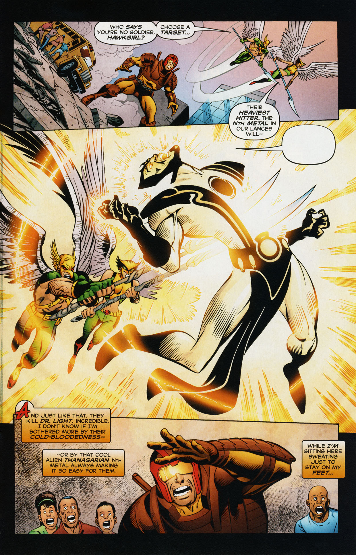 Read online Trinity (2008) comic -  Issue #34 - 23