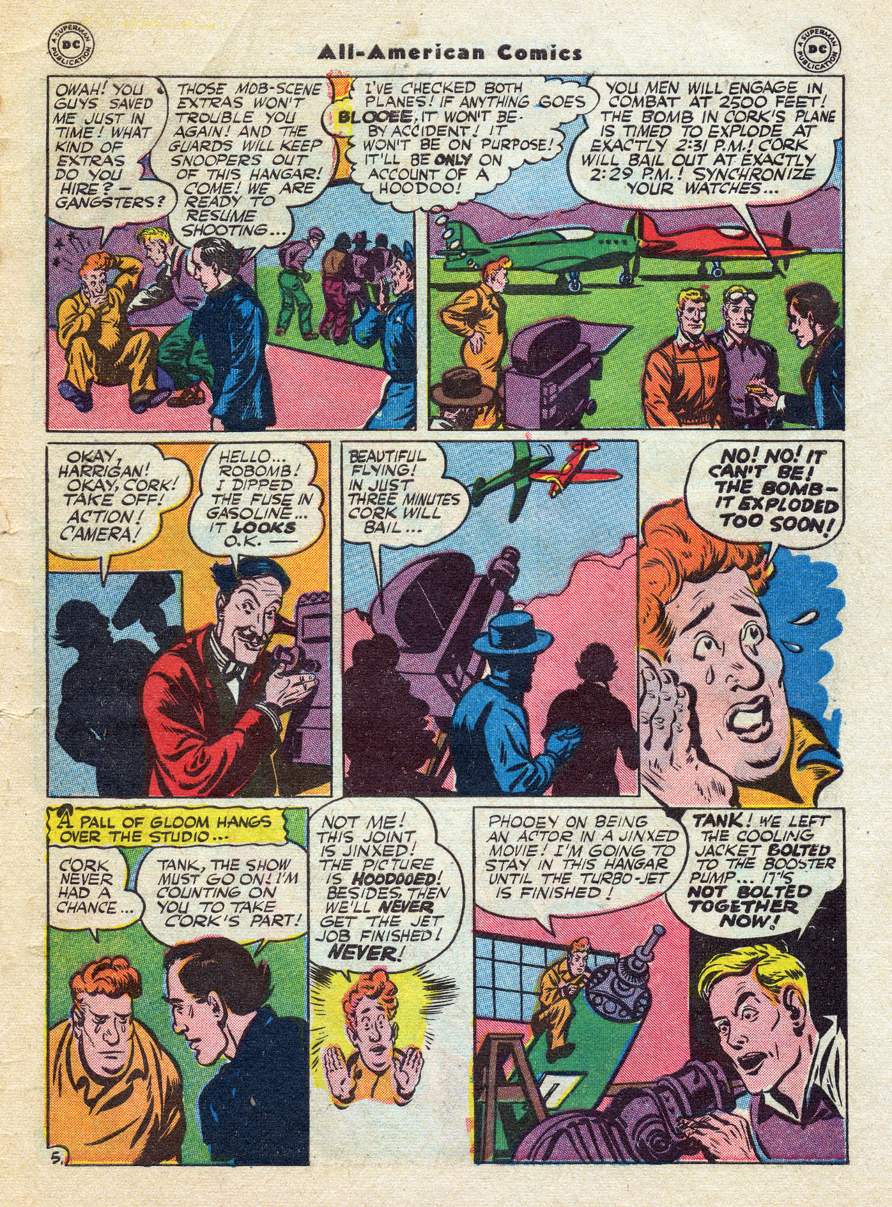 Read online All-American Comics (1939) comic -  Issue #79 - 45
