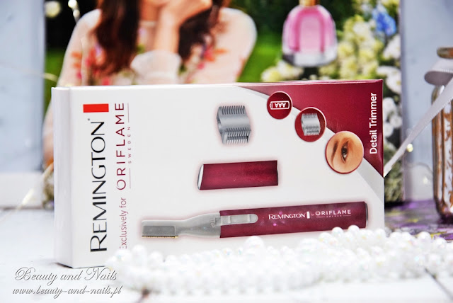 Trymer Remington - Oriflame.