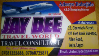 Plan Your Next Flight with Jay Dee Travel World