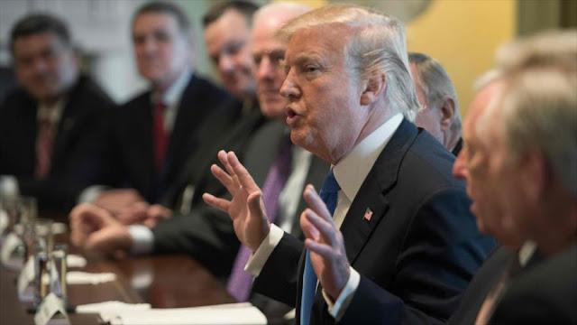 Trump condiciona solución para 'dreamers' a fondos para su muro
