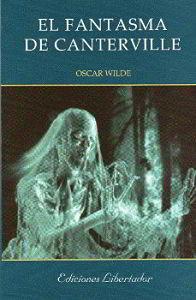 Portada del libro completo el fantasma de canterville para descargar pdf gratis