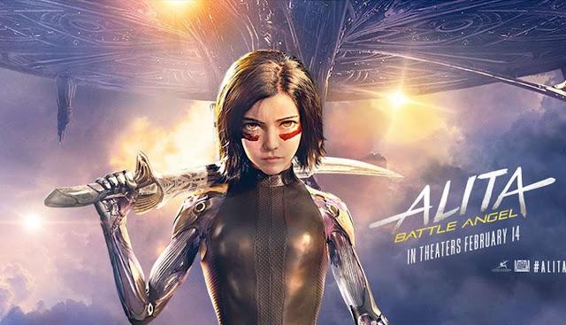 Review la filmul Alita: Battle Angel - Îngerul Războinic