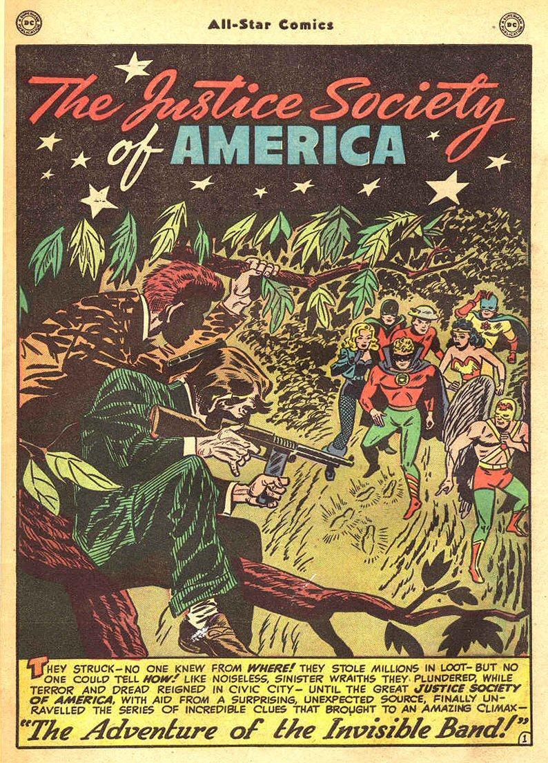 Read online All-Star Comics comic -  Issue #46 - 3
