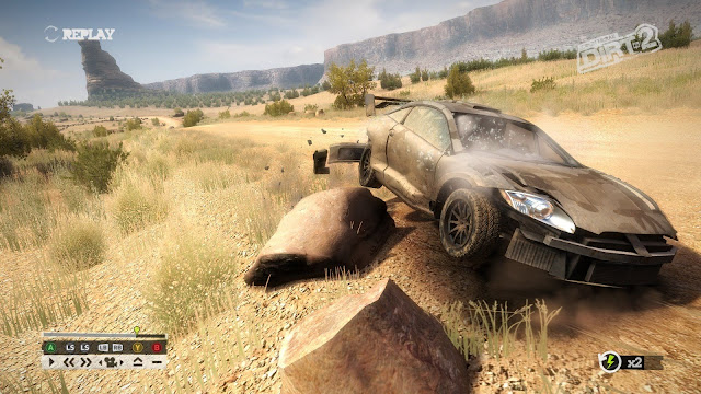 Colin McRae Dirt 2 PC Full Version Screenshot 3