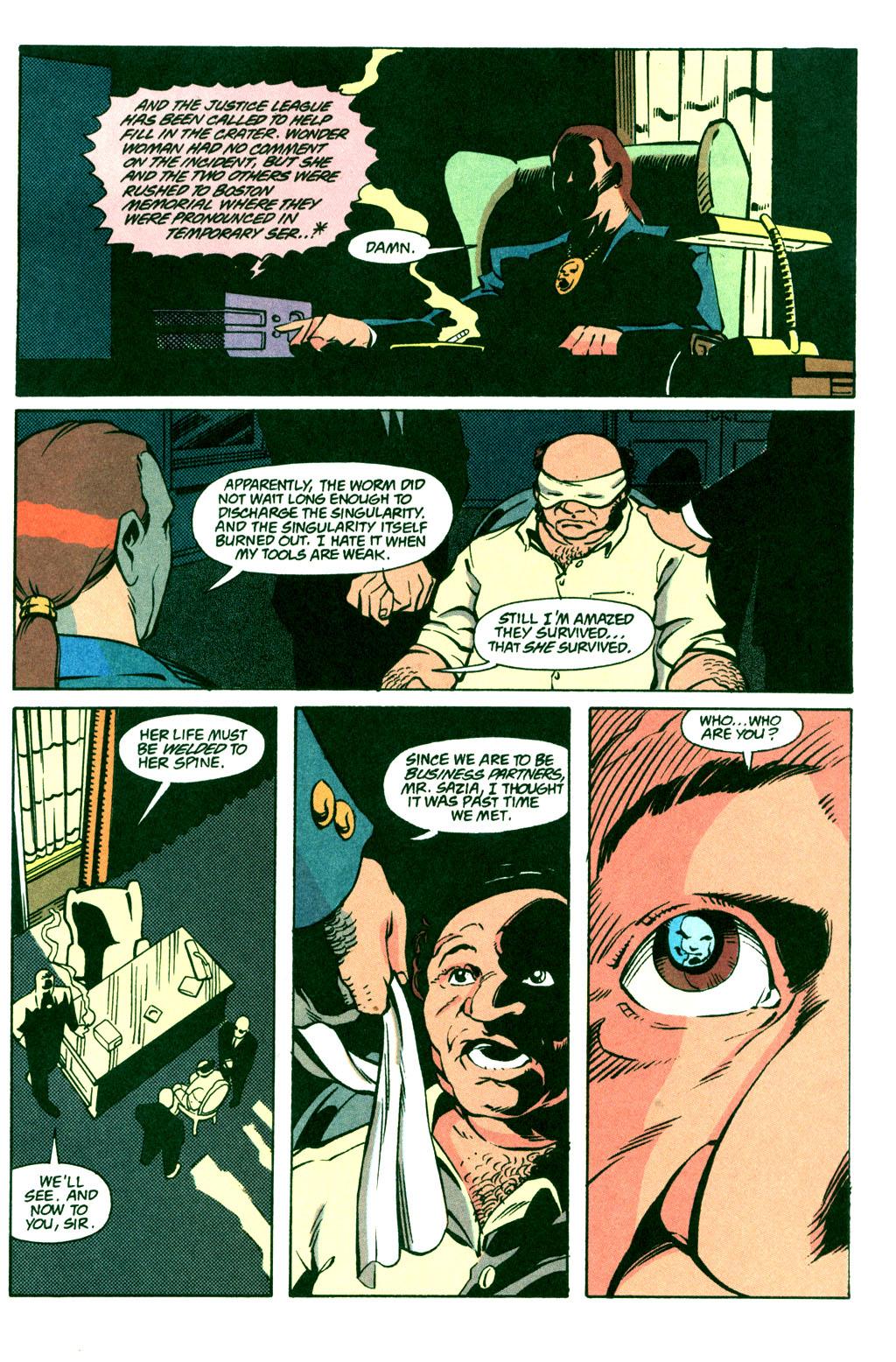 Read online Wonder Woman (1987) comic -  Issue #77 - 22