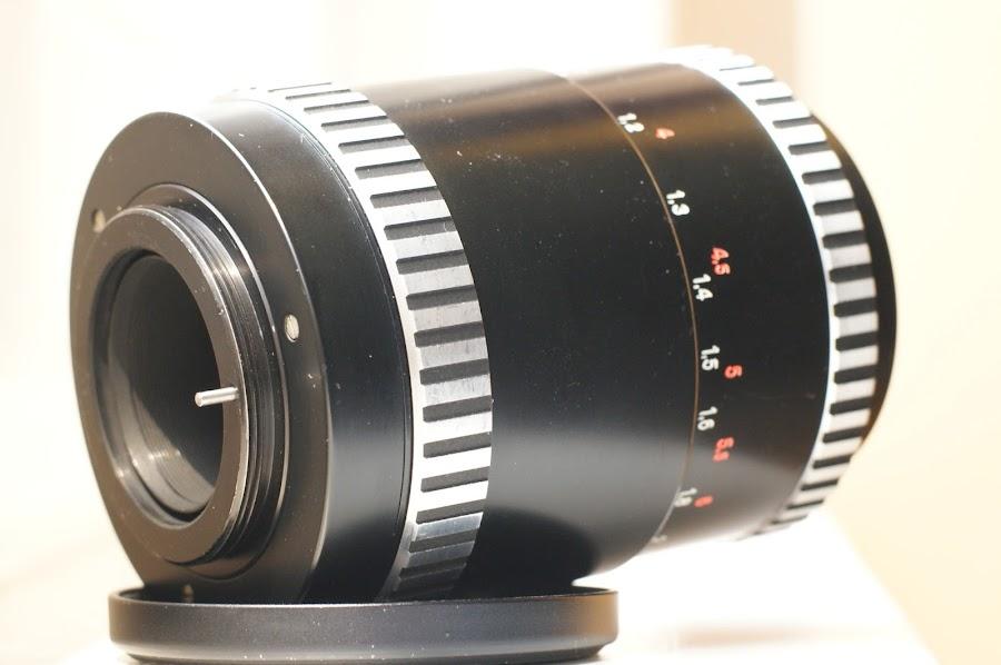 Carl Zeiss Jena Sonnar 135mm / f:3.5 ZEBRA a.k.a. AUS JENA DDR S 1:3.5 f=135 ZEBRA sample