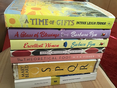 Books read this winter 2018