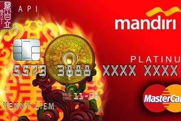 Kartu Kredit Mandiri MasterCard Fengshui, Limit, Biaya dan Cara Apply